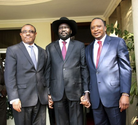 South Sudan Rival Groups Finalize Peace Talks on Sunday2