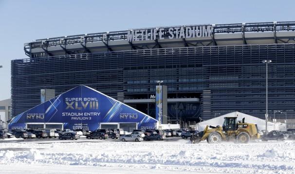 Super Bowl in MetLife Stadium Raises Interesting Debate on Weather