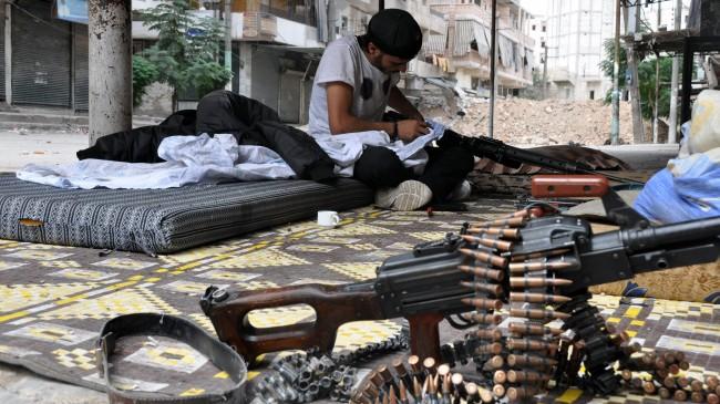 Syrian Geneva Talks