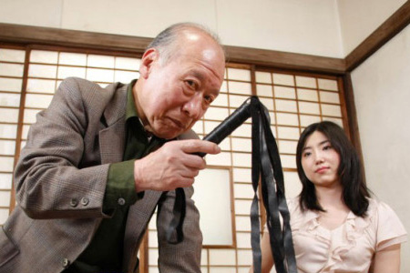 Porn Star at Age 79 in Japan
