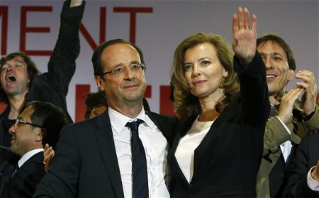 French President Francois Hollande in Sex Scandal