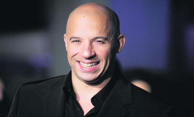 Vin Diesel Smile Campaign