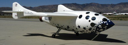 Virgin Galactic SS1 Test