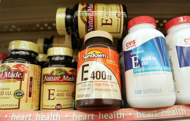 Alzheimer's Disease Progression Linked to Vitamin E