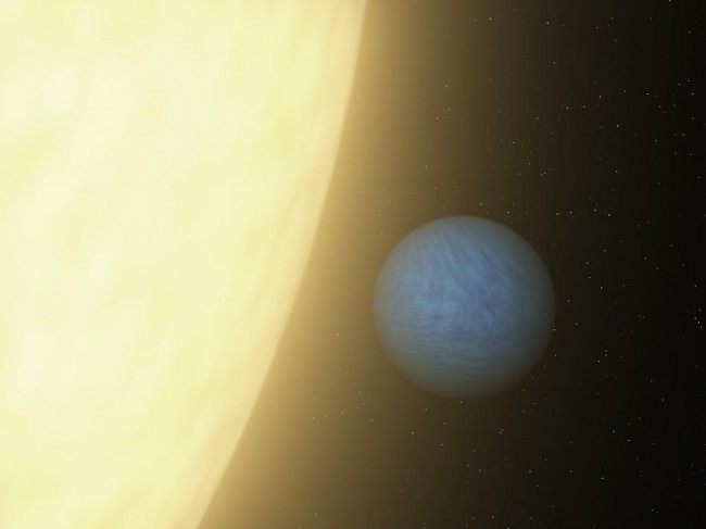 Weather Forecasted For Alien Super-Earth For First Time