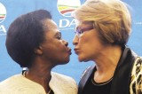 Sealed with a Kiss Democratic Alliance and Agang Merger Too Soon