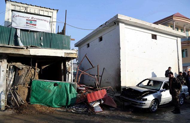 Taliban Attack Kills 21