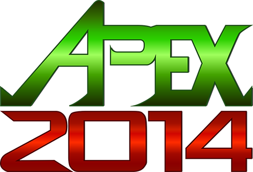 APEX 2014 Fighting Game Tournament Finals Today [Video]