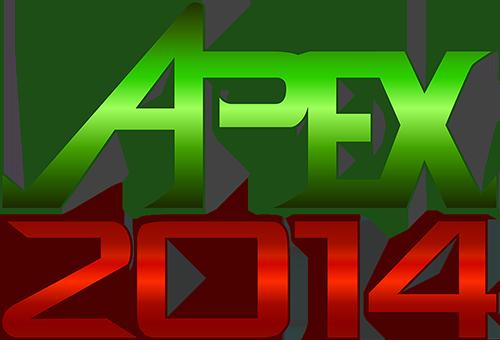 Nintendo Melee APEX 2014