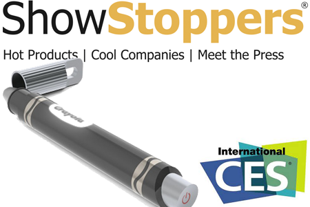 International CES Showstoppers Floor Coverage (Hands On)