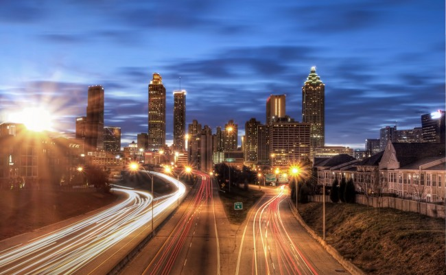 Atlanta Urban Sprawl