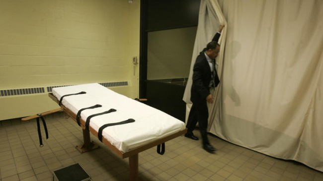 u.s., ohio, exeuction lethal injection