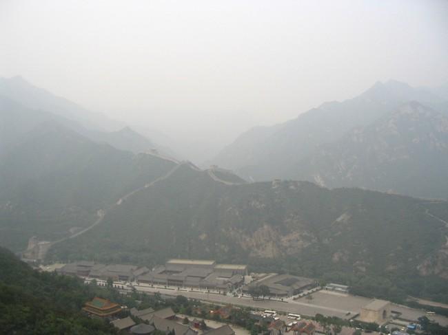 Beijing's Suffocating Smog Airmageddon