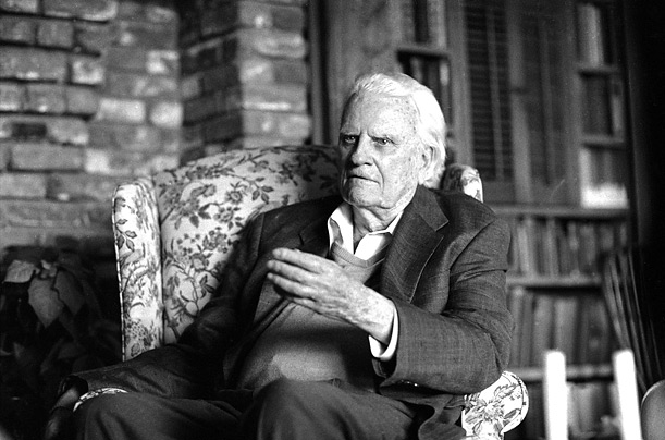 Billy Graham Will Leave an Amazing Legacy