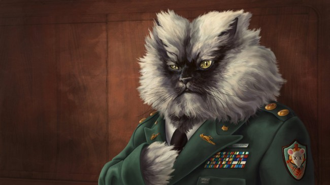 Meow, colonel meow, death, entertainment