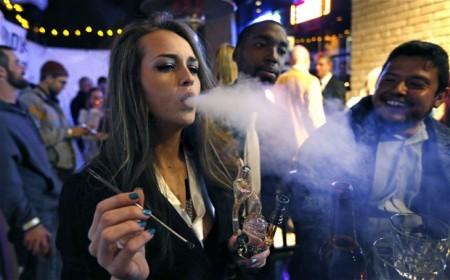 Cannabis on Sale in Colorado