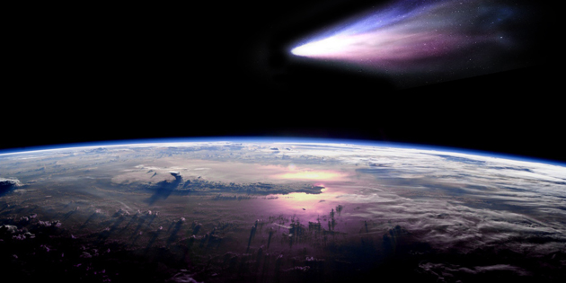 NASA comet chasing mission about to begin