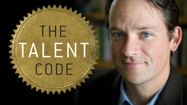 The Sweet Spot Lies in 'The Talent Code'