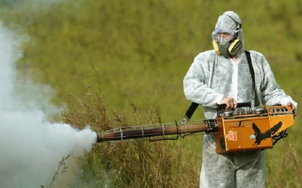 Alzheimer's Disease Linked to DDT