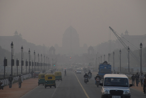 Delhi Now World's Most Polluted City