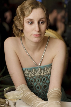 Downtown Abbey's Lady Edith