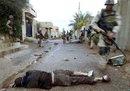 Fallujah under seige
