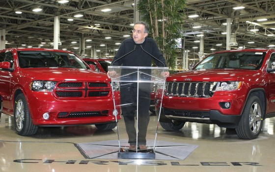 Chrysler Strives to Return to Former Glory Through Italian Connection