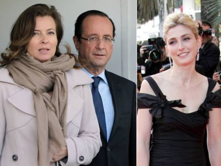 Francois Hollande in Sex Scandal