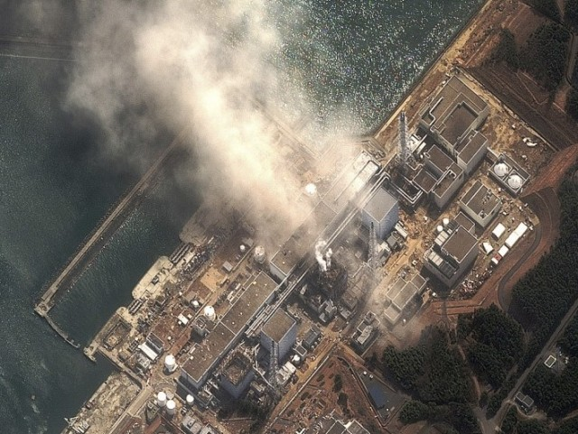 Fukushima Blamed for 500 Percent Higher  Radiation Levels