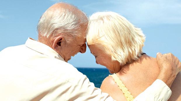 Happiness, healthy, elderly