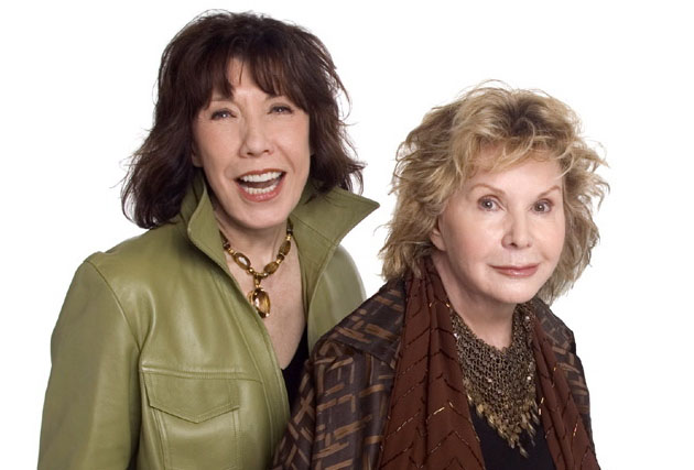 Lily Tomlin Marries Partner Jane Wagner on New Year's Eve