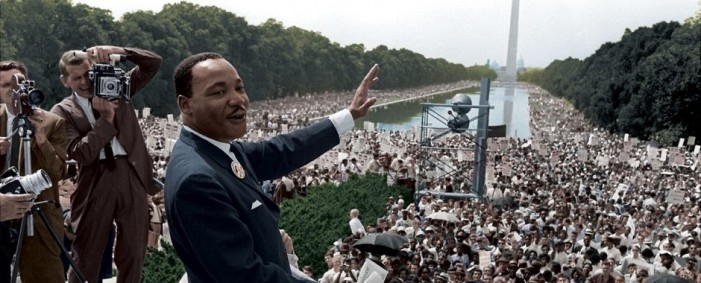 Martin Luther King Jr. I Have a Dream Inspires the Nation (Video)