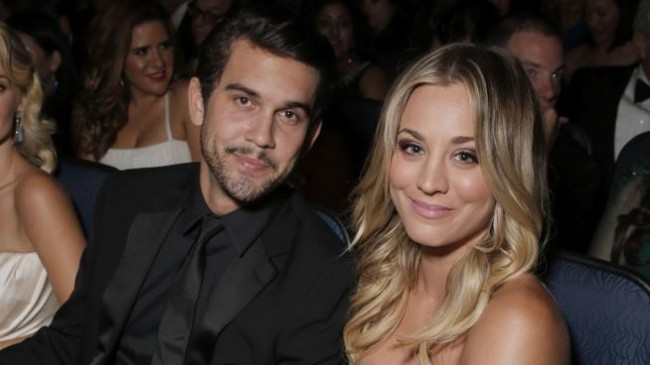 Kaley Cuoco married Ryan Sweeting