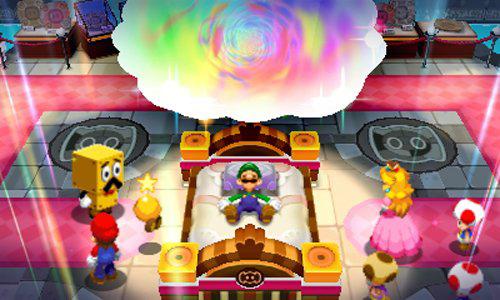 Mario and Luigi Series Fun Twist