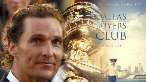 Matthew McConaughey Wins Despite Family Doubts