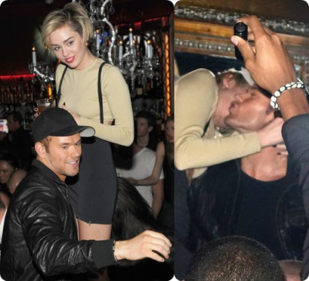 miley dating kellan lutz Miley cyrus and kellan lutz photos, news and gossip find out more about.