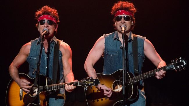Springsteen and Fallon Parody
