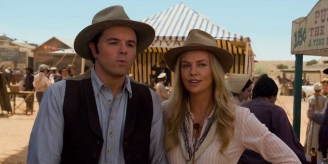 Seth MacFarlane, entertainment, a million ways to die in the west