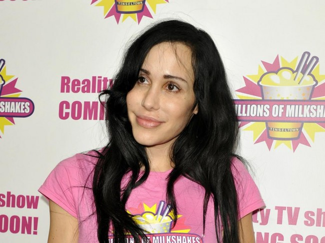 Octomom' Charged With Welfare Fraud in the State of California
