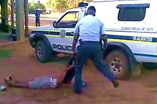South AfricanPolice