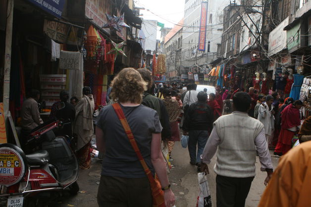 Danish Woman gang raped in India: Three arrested