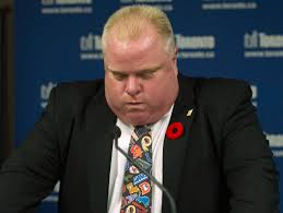 Rob Ford Sued for Connection to Jailhouse Beating