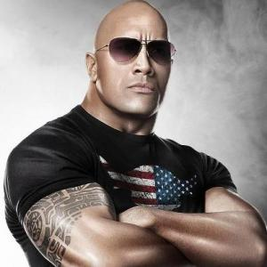 World Wrestling Entertainment, the Rock