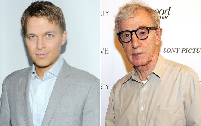 Golden Globe Awards: Woody Allen Criticized by Ronan ...