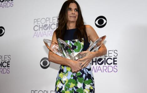 Bullock, People's Choice Awards