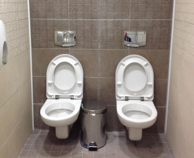 Sochi Toilets