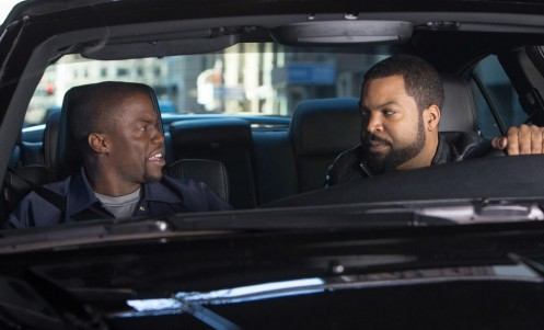 Ride Along Is Just What It Should Be