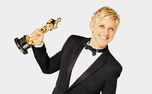 entertainment, oscars 2014, ellen degeneres, nominations