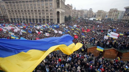Ukraine Protesters Aren't Satisfied