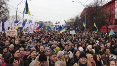 Ukraine Violence Grows